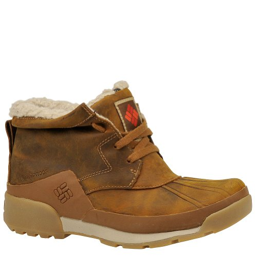 Columbia BL3862 Women's Bugaboot Original Chukka Omni-Heat? Autumn Bronze/Juicy Size 5