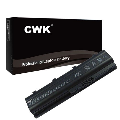 CWK� New Replacement Laptop Notebook Battery for HP G62 G72 Pavilion g6 DV5-2135DX DV5-2000 DM4-1165DX 593554-001 593553-001 HP G62t-100 Pavilion dm4-1065dx dv7t-6100 DV3-4000 HP Pavilion G7-1310US, G7-1311NR, G7-1312NR, G7-1313NR, G7-1314NR HP Pavilion d