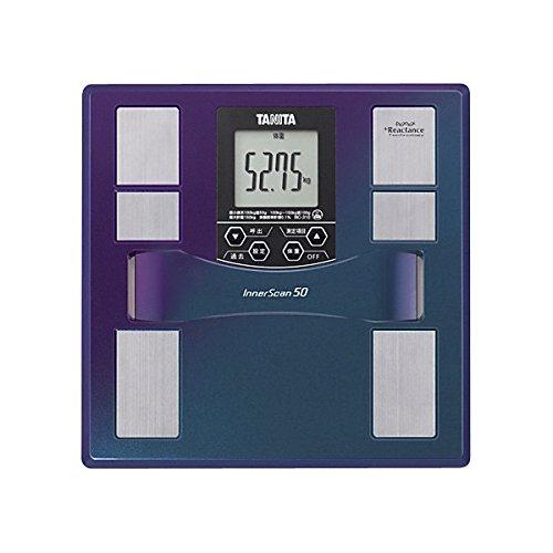 タニタ 体組成計 インナースキャン/薄さ15mm、内臓脂肪・筋肉量・基礎代謝等もスピーディにチェックできるプレミアムモデル