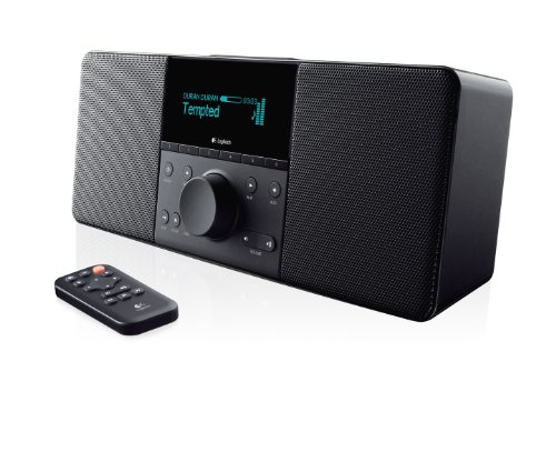 Logitech Squeezebox Boom All-in-One Network Music Player ...