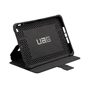 【日本正規代理店品】URBAN ARMOR GEAR iPad mini/mini Retina/mini3用フォリオケース SCOUT ブラック UAG-IPDMF-BLKB