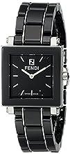 Fendi Womens FE621210 Black Dial Watch