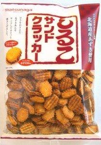 松永製菓 しるこサンドクラッカー 270g×12