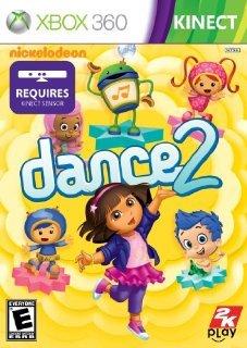 Nickelodeon Dance 2 (Xbox 360)
