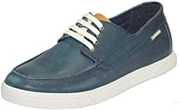 US Polo Assn Mens Leather Sneakers B01JPDD11M
