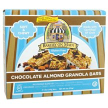 Bakery On Main Soft &amp; Chewy, Chocolate Almond (6 6 OZ) by Bakery On Main