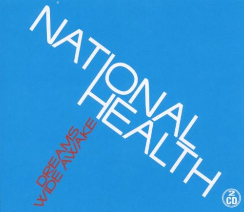 Original album cover of Dreams Wide Awake by National Health