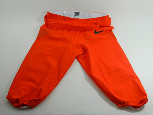 Miami Hurricanes Orange Game Issued Possibly Game Used Football Pants Size: 48 SKU: AD007553 (Miami Hurricanes Football Pants compare prices)