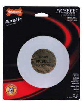 (Price/2)Nylabone Frisbee – Toy