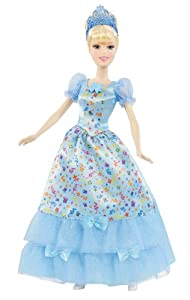 Disney Giftable Birthday Cinderella Doll