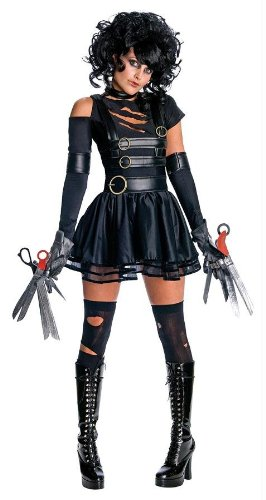 Costumes For All Occasions Ru889844Xs Miss Scissorhands Xsmall