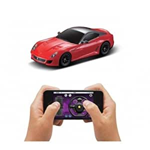 iSuper Ferrari Car Controlled with iPhone iPod iPad and Android Phones/Tablets