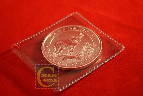 2015-canada-grey-wolf-3-4-oz-pure-silver-coin-in-air-tite-capsule-by-royal-canadian-mint