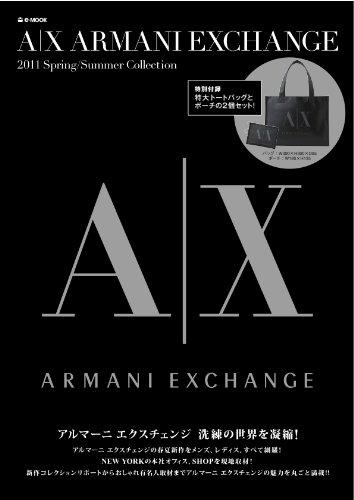 A|X ARMANI EXCHANGE 2011 Spring/Summer Collection (e-MOOK)