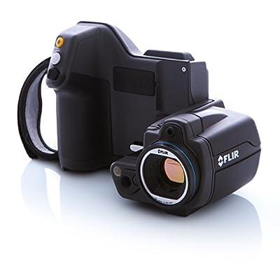 "FLIR 62103-1101 model FLIR T420 High-Sensitivity Infrared Thermal Imaging Camera with MSX® Thermal Image Enhancement, 320 x 240 IR Resolution, Measures Temperature to 1202°F (650°C), 3.5"" Display, Manual/Automatic Focus, 76,800 Pixels / Thermal Resolut"