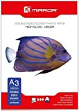 Mirror A3 180 GSM Double Sided Premium Gloss Paper (Pack of 20)