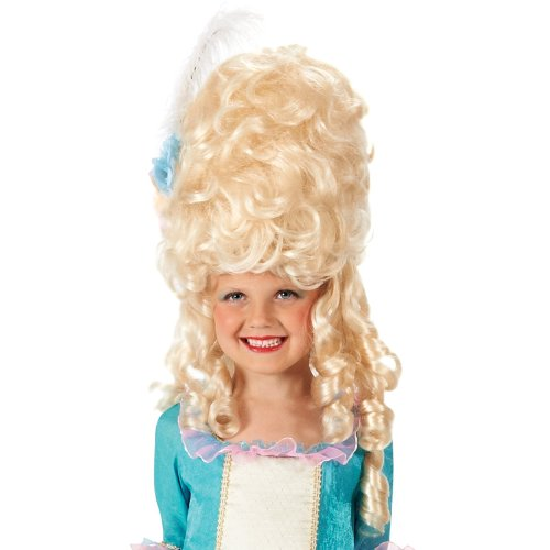 Marie Antoinette Kids Wig - One-Size