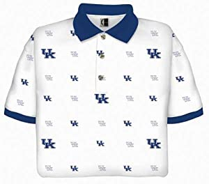 Kentucky Wildcats Polo Shirt by Chiliwear LLC