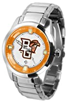 Bowling Green State Falcons Titan Steel Watch