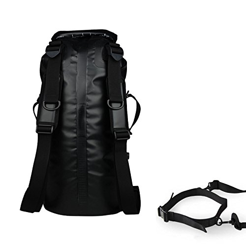 b661cc73268 Mebarra Dry Bags Waterproof Backpack with Shoulder Strap Heavy Duty  Floating Dry Sack Premium Quality Perfect for Kayaking Boating Sailing  Canoeing Camping ...