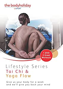 The Body Holiday - Tai Chi & Yoga Flow (DVD)