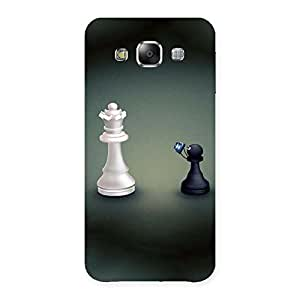 Delighted Pawn Click King Back Case Cover for Samsung Galaxy E5