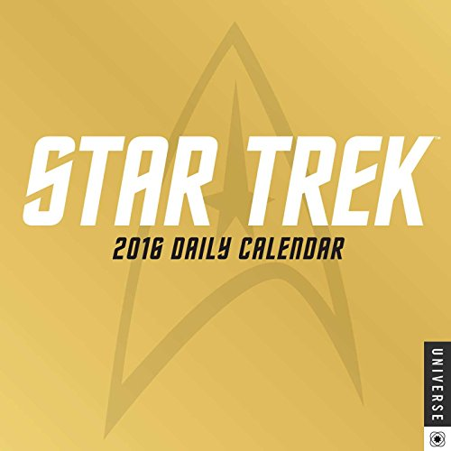 Star Trek 2016 Calendar