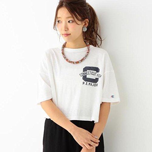 Amazon.co.jp: アナザーエディション(Another Edition) AE×ChampionロゴショートT/ BCAE×ChampionLOGO SHORT【オフホワイト/フリー(00)】: 服&ファッション小物