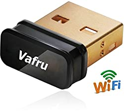 Vafru VN-902H 150Mbps 11n Wi-Fi wireless USB Adapter, Nano Size Lets You Plug it and Forget it, Ideal for Raspberry Pi, Supports Windows, Mac OS, Linux
