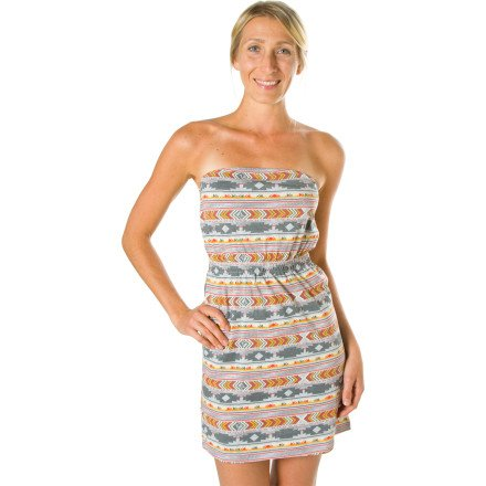 Volcom Make Up Ur Mind Dress - Women's Heather Grey, XL