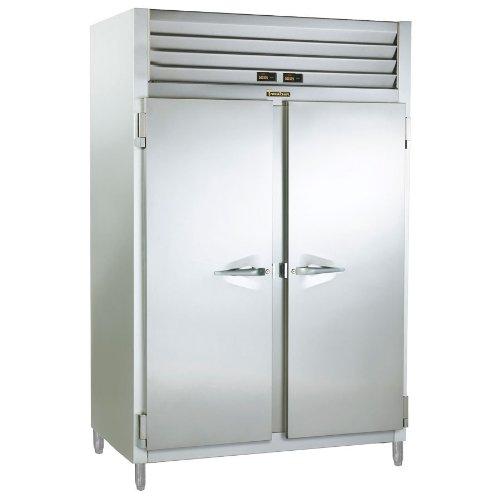 Narrow Stainless Steel Refrigerator