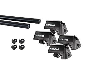 "Yakima RailGrab Kit (58"" Bars + 4 Towers)"