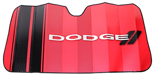 plasticolor-003705r01-dodge-red-windshield-sunshade