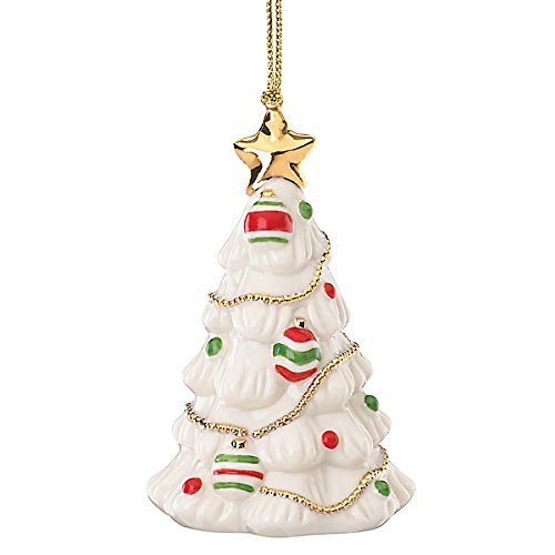 Lenox Merry Little Christmas Tree Ornament