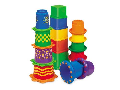 Stack & Nest Sensory Toys - 1