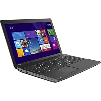 Toshiba Satellite C55-A5105 15.6-Inch Laptop( Intel Dual Core Celeron Processor N2820, 4GB RAM, 500GB Hard Drive, DVD-SuperMulti drive, Windows 8.1)