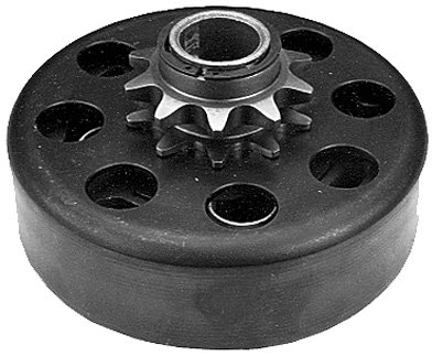 "Rotary # 10389 Go Kart Clutch Chain Drive For Hilliard # 3/4"" Bore 35 Chain"