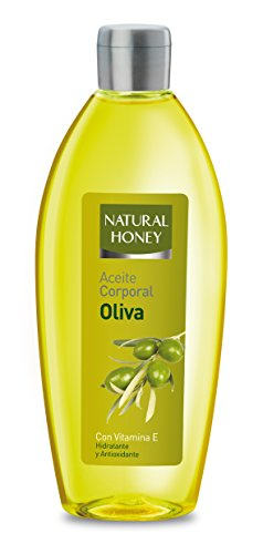 NATURAL HONEY - OLIVA aceite corporal 300 ml-unisex