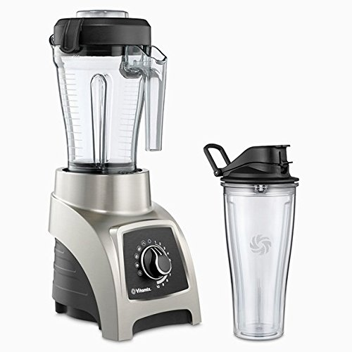 Vita-Mix S-Series High Performance Personal Blender S55 Brushed Stainless Finish (Vitamix Personal Blender S Series compare prices)