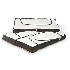Rangement sous lit 10 cm - Ikea boite rangement sous lit ...