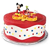 Mickey Mouse Cake Toppers