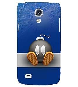 PRINTSHOPPII FUNNY BOMB Back Case Cover for Samsung Galaxy S4::Samsung Galaxy S4 i9500