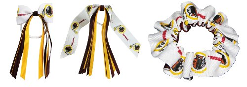 NFL Washington Redskins Ponytail Collection at Amazon.com