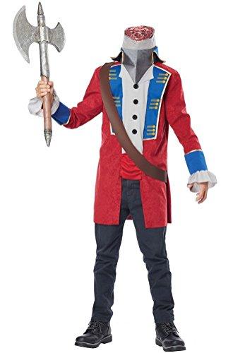[POPLife Sleepy Hollow Headless Horseman Boys Child Costume] (Headless Woman Halloween Costume)