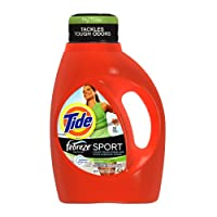 Tide With Febreze Freshness Sport Active Fresh Scent Liquid Laundry Detergent 50 Fl Oz