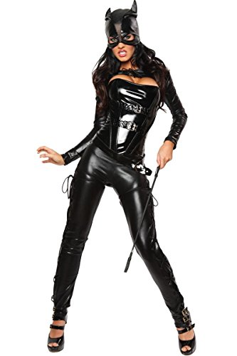 3WISHES 'The Cat Costume' Sexy Woman Halloween Costume