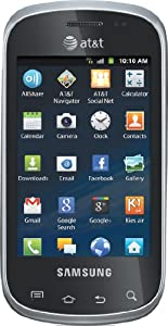 Samsung Galaxy Appeal Android Prepaid GoPhone (AT&T)