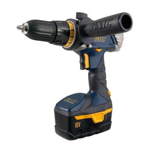 GMC GTX181HR 2 Speed Cordless Hammer Drill / Driver