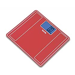 Tanita HD 382 Digital Weighing Scale (Red)