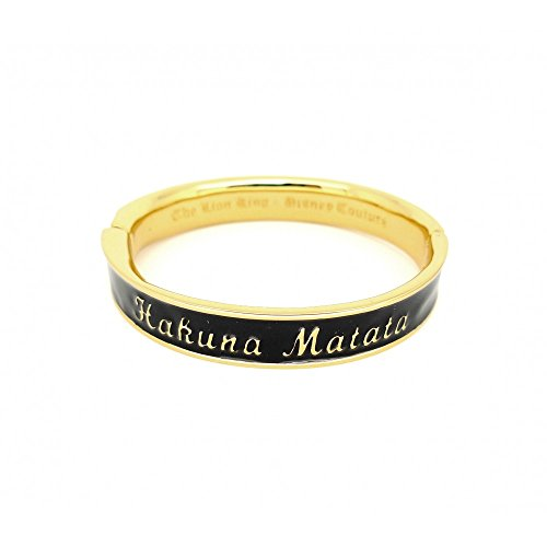 Disney Couture The Lion King Hakuna Matata Bangle …